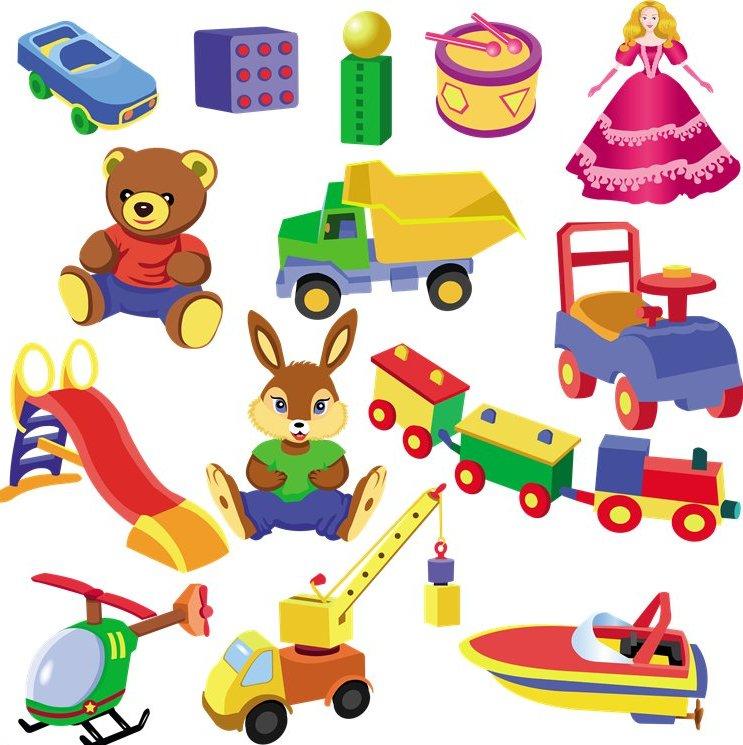 85 нарисованные детские игрушки